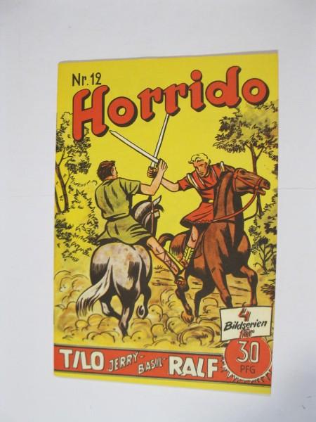 Horrido ND Nr. 12 Breling Verlag im Zustand (0-1). 100907