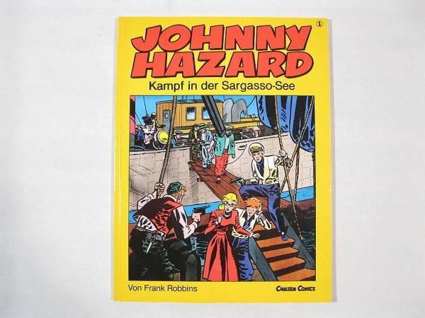 Johnny Hazard Nr. 1 Carlsen Comic v. Robbins 24604