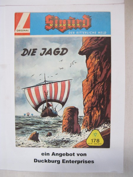 Sigurd Gb Nr. 178 Lehning Wäscher im Zustand (1-2) 46746