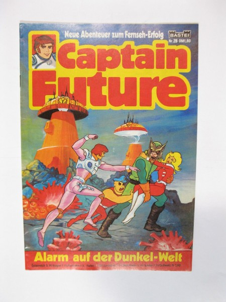 Captain Future Nr.28 Bastei im Zustand (1). 67161