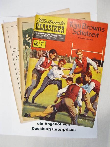 Illustrierte Klassiker 101 (BSV Verlag) im Z (3) 42427