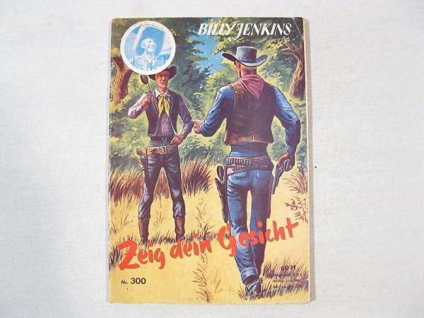 Billy JENKINS Heft Nr. 300 Uta-Verlag 37608