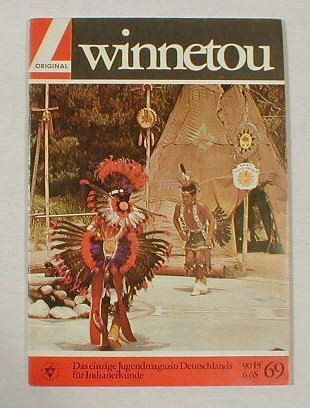 Winnetou 69 Lehning Verlag Karl May 11553