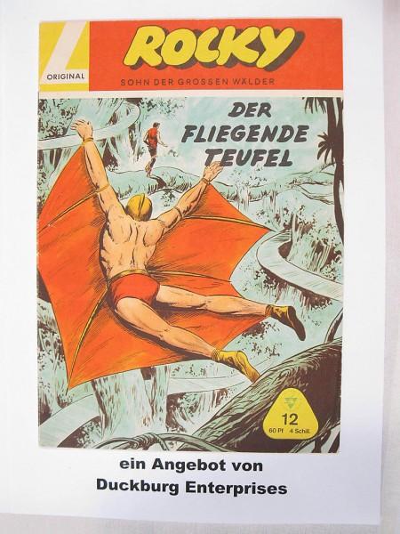 Rocky Nr. 12 Lehning Verlag im Z (1-2) 41990