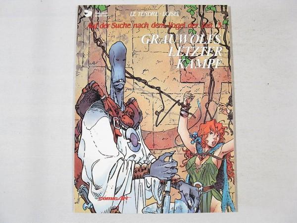 Auf der Suche n.d. Vogel d. Zeit 3 Carlsen Comics 25478