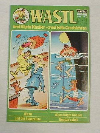 Wastl Nr. 161 Comic Bastei Verlag 17182