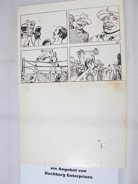 Silberpfeil Originalseite 28 aus Heft 191 Frank Sels (27907)
