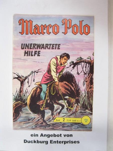Marco Polo Nr. 2 Lehning Verlag im Zustand (1-2) 46683
