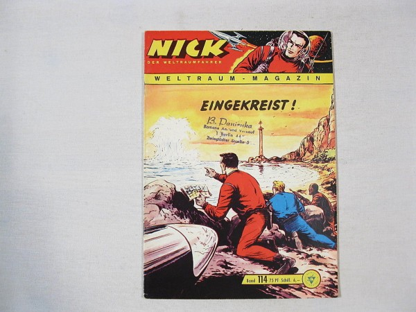 NICK Großband Nr. 114 Lehning Wäscher 30550