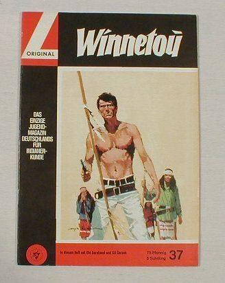 Winnetou 37 Lehning Verlag Karl May 11521