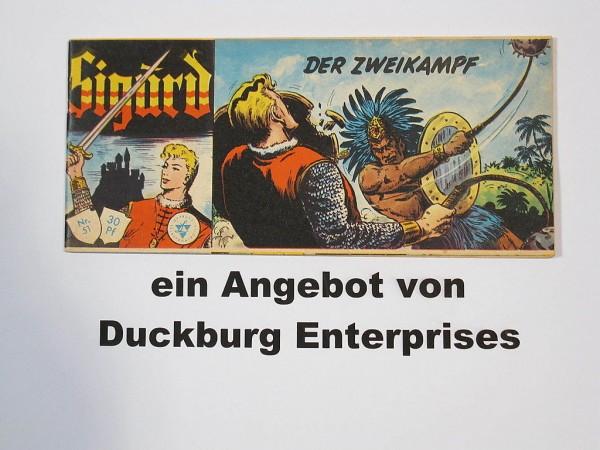 Sigurd Nr. 51 Lehning Piccolo 2.Serie in Z (1-2) 43950