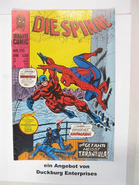 Spinne Nr. 135 Marvel Comic Williams Z (1-2) 42612