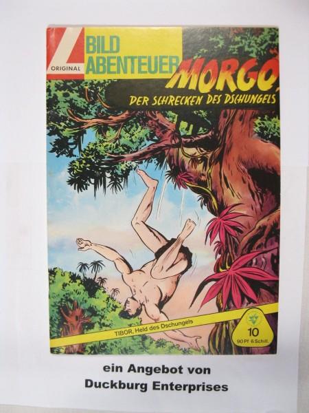 Bild Abenteuer Nr. 10 Tibor Lehning Verlag im Zustand (1-2) 46893