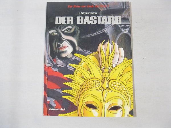 Reise ans Ende der Welt Nr. 3 Carlsen Comic 26079