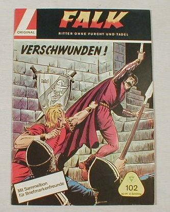 Falk Großband Nr. 102 (Lehning ) 13732 in Z 1 !!