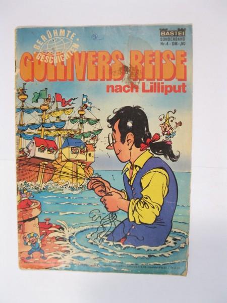 Bastei Sonderband Nr. 4 Bastei im Zustand (2-3). 94179