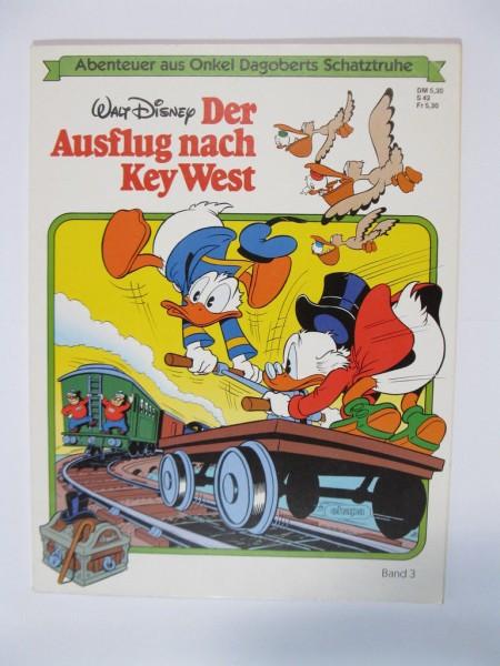 Abenteuer Onkel Dagoberts Schatztruhe Sc 3 Ehapa 99077
