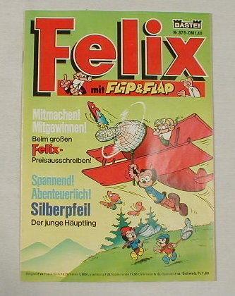 Felix Nr. 979 Bastei Verlag 17042 mit Silberpfeil