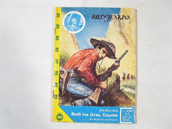 Billy JENKINS Heft Nr. 356 Uta-Verlag 34165