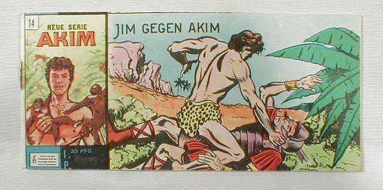 Akim Neue Serie Nr. 14 Bozzesi Verlag Piccolo 13605