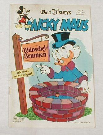 Micky Maus 1958/26 (Donald Duck, Barks) 6463