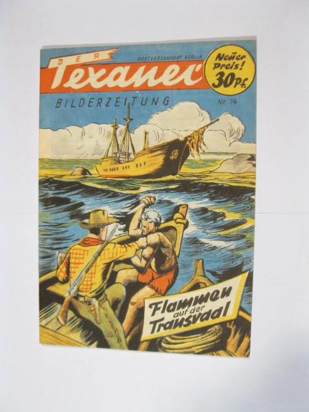 Texaner Bilderzeitung ND Nr. 14 CCH im Zustand (0-1). 100859
