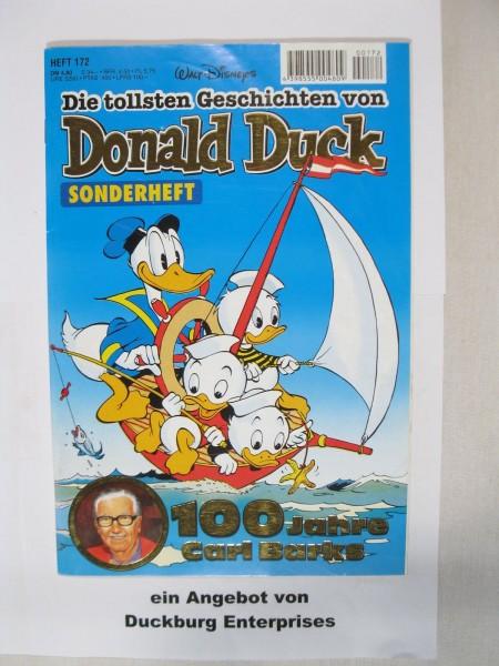 tollsten Geschichten Donald Duck 172 Ehapa Verlag im Zustand (1) 48332