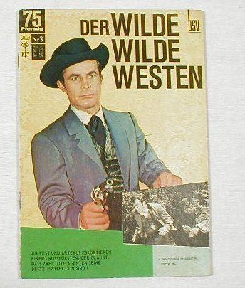 wilde wilde Westen Nr. 3 (BSV Verlag) 7218