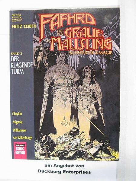 Fafhrd u. der Mausling Nr. 2 / Bastei Comic Edition Nr. 72537 #44094