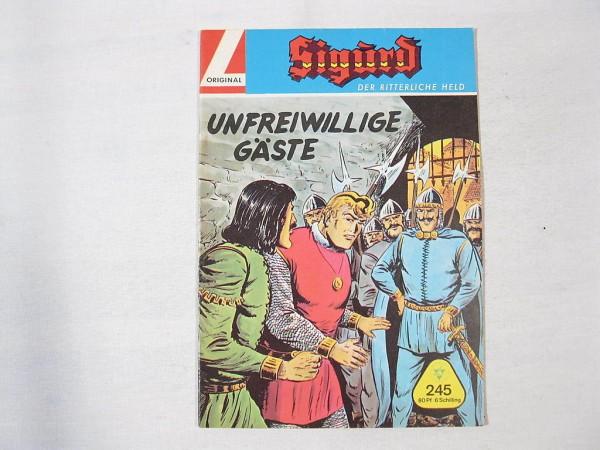 Sigurd Gb Nr. 245 Lehning Wäscher in Z(1) 30579