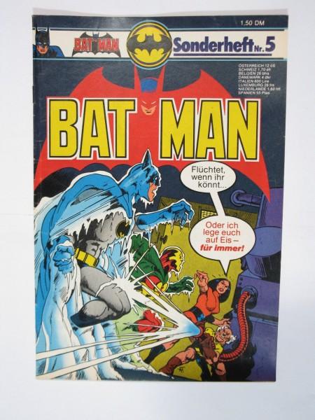 Batman Sonderheft Nr. 5 Ehapa im Zustand (1-2 oS). 66387
