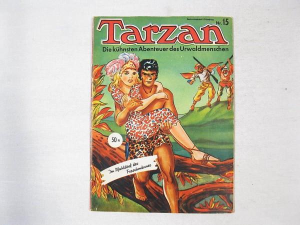 Tarzan Großband Nr. 15 Mondial Verlag 33390