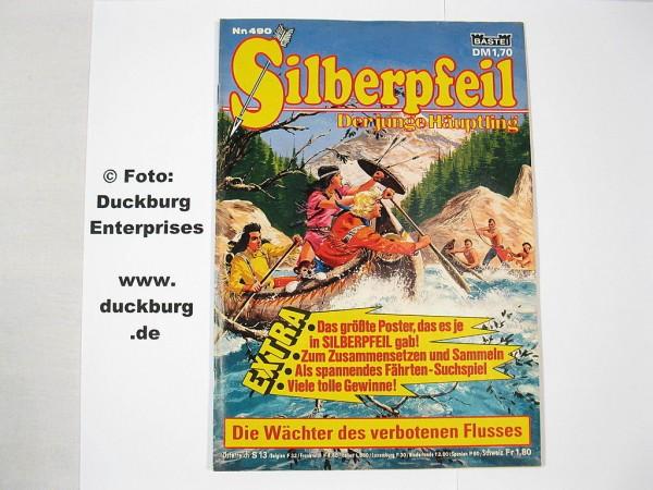 Silberpfeil Nr.490 (Bastei) in Z (1-2) + Poster 38097