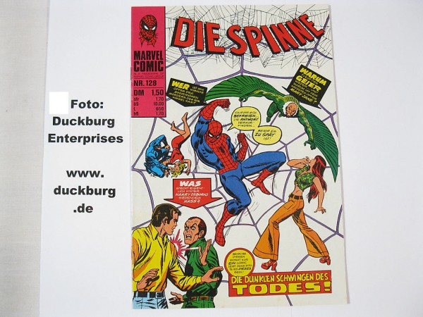 Spinne Nr. 128 Marvel Comic Williams Z (1) 38941