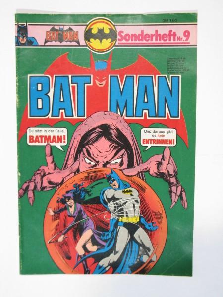 Batman Sonderheft Nr. 9 Ehapa im Zustand (1-2/2 oS). 66391