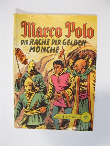 Marco Polo Nr. 9 Lehning Verlag im Zustand (2) 51479