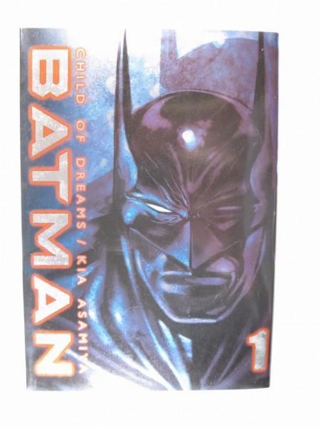 Batman Child of Dreams Nr.1 Panini Comics im Zustand (1) 79203