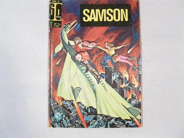 Samson Nr. 6 (BSV Verlag 1966) 36334