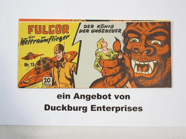 FULGOR Nr. 13 Lehning Piccolo in Z (0-1) 42043