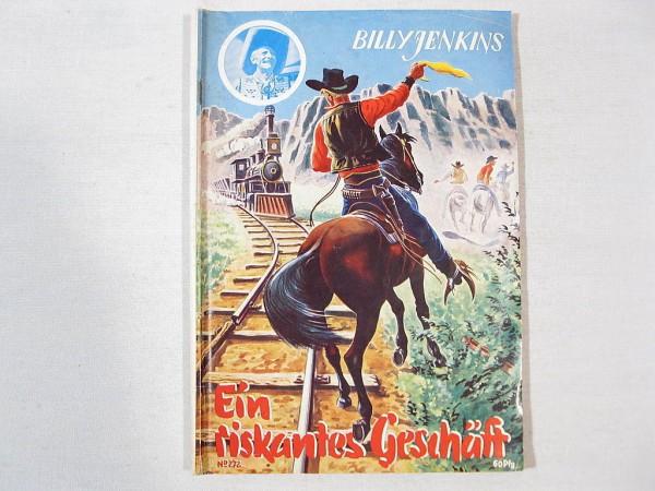 Billy JENKINS Heft Nr. 272 Uta-Verlag 37617