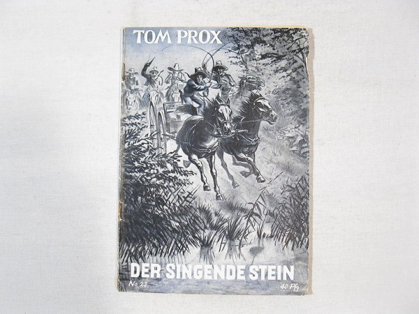 Tom PROX Heft Nr. 23 Uta-Verlag 34176