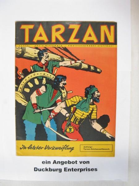 Tarzan Großband Nr. 84 Mondial Verlag im Zustand (1-2) 47262