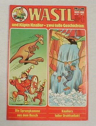 Wastl Nr. 144 Comic Bastei Verlag 17165