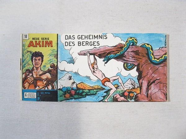Akim Neue Serie Nr. 10 Bozzesi Verlag Piccolo 34022