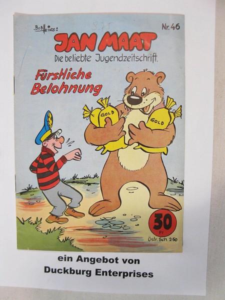 Jan Maat Großband Nr. 46 Lehning Verlag im Z (2) 42407