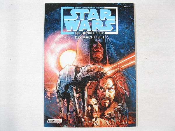 Star Wars Nr. 19 Feest Comic 1.Auflage 26085