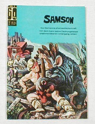 Samson Nr. 3 (BSV Verlag 1966) 7425