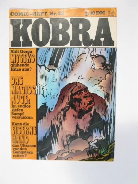 Kobra Comic 1975/29 Gevacur Verlag im Z. (2). 76447