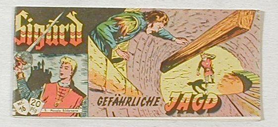 Sigurd Nr. 16 Lehning Piccolo 1. Serie 9480
