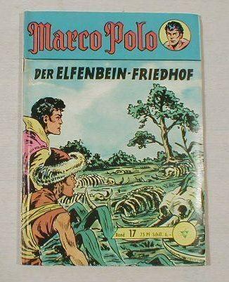 Marco Polo Nr. 17 Comic Lehning Verlag 11331